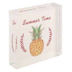 4ce31f7eb88 Sentio Стъклена украса Pineapple